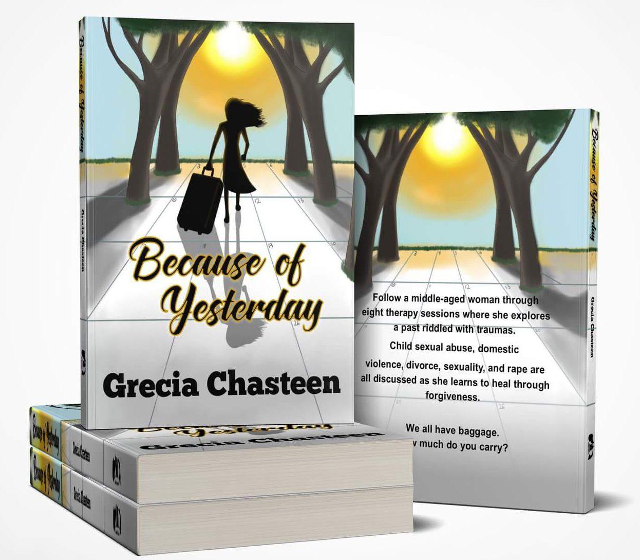 Grecia Chasteen